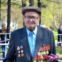 Ветеран из г. Киселевска, Кемеровская обл. :: Анастасия Зубкова