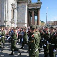 После парада. :: Валентина Жукова