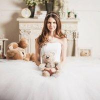 утро невесты :: Наталья Якимова