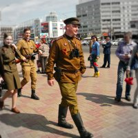 День Победы в Курске :: Galina Belugina