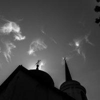 Святогорский монастырь. :: Игорь