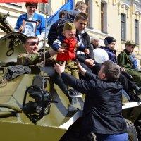День победы. :: Sergey Serebrykov