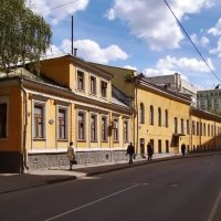 Старые улочки Москвы :: Денис Масленников