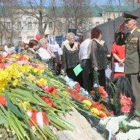 Воинские почести. :: Михаил Попов