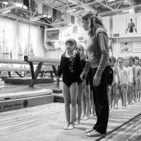 Юные гимнастки :: Анна Маклакова
