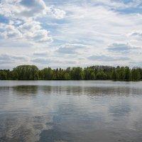 Марьинское озеро :: Марина Чиняева