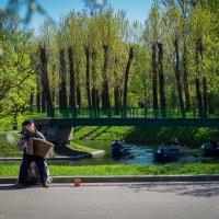 Парк Победы, Санкт-Петербург :: Людмила Сафина