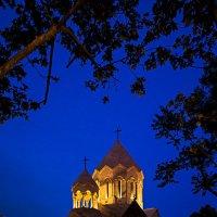 Церковь Св.Анны в Ереване :: Nerses Matinyan