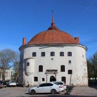 Круглая башня (Выборг) :: Valentina Altunina
