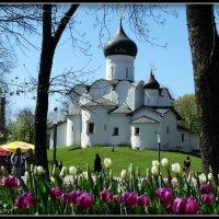 Храм святителя Василия Великого (на Горке). Псков. :: Fededuard Винтанюк
