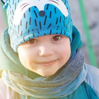 Весна  в детских глазах :: Екатерина Тырышкина