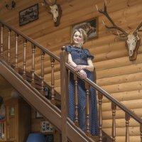 Жанровый портрет в интерьере :: Valeriy Piterskiy