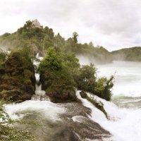 Рейнский водопад, Швейцария :: Larisa Ulanova