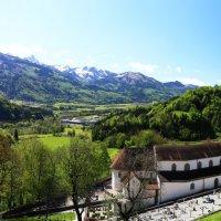 Деревушка Грюйер, Швейцария :: Larisa Ulanova