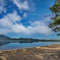 Озеро Боровое :: Alexandr Яковлев