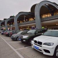 здание аэропорта в городе Чин Дао :: Андрей Фиронов