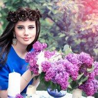 Один раз в год... :: Олеся Алиева