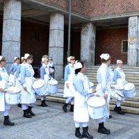 Подготовка к маршу :: Ольга