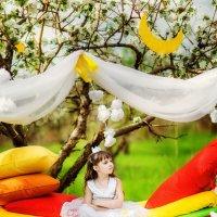 Принцесса на горошине :: Юлия Пономарева
