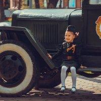 Ребёнок в военной форме :: Андрей Липов