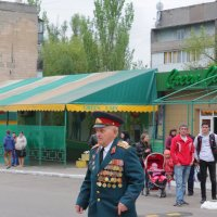 Ветераны. :: Сергей Касимов