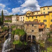 маленькие средневековые городки Тосканы :: Татьяна Бральнина