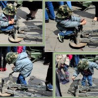 Будущий артиллерист :: Нина Бутко