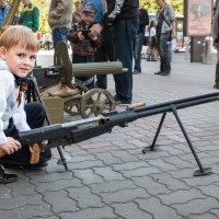 Прощай, оружие! :: Дарья Казбанова