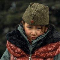 И слёзы капали... :: Александр Поляков