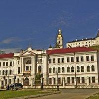 Педагогический институт.Тобольск. :: Андрей Леднев