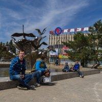 Центр Степногорска :: Alexandr Яковлев