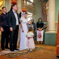 Венчание. Екатерина и Алексей :: Татьяна