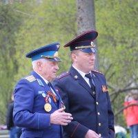 Два поколения воинства.... :: Tatiana Markova