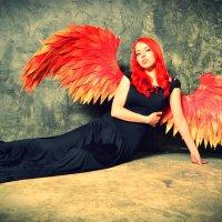 Ангел :: Алла Мосолкова