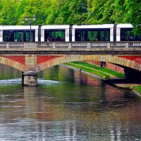 Страсбургский трамвай :: Александр Корчемный