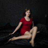 Ночная красавица :: Андрей Буханцев