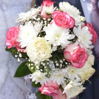 Букет невесты :: Валентина Манюгина