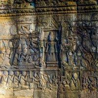 Искусство древних камбоджийцев. XII век. :: Rafael