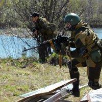 Атака :: Радмир Арсеньев
