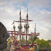 Корабль пиратов :: Юрий Кольцов