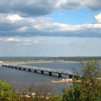 Императорский мост в Ульяновске. :: Nataly Art
