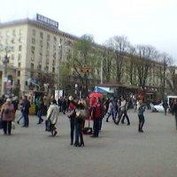 На Крещатике! :: Миша Любчик