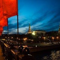 Предпраздничный город... :: Ирина Шарапова