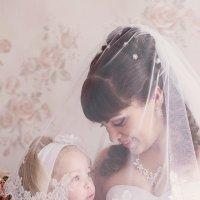 Невеста и Будущая невеста :: Юлия Гудзь