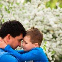 отец и сын :: Юлия Алиева