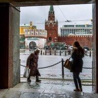 Дождь :: Константин Бобинский