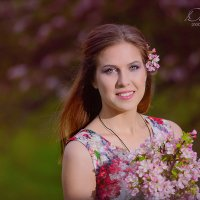 Прекрасная Кристина :: Дарья Пирог