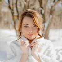 портрет невесты (март 2015) :: Марина Ялалова