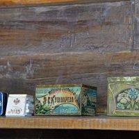 спички, папиросы №15 и коробочка от Моссельпрома :: Petr Popov
