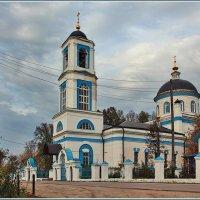 Церковь Иконы Божией Матери Тихвинская в Душоново :: Дмитрий Анцыферов
